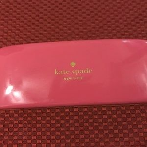 Kate Spade Clam Shell Sunglasses Case - New